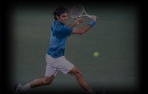 Background sliders - Roger Federer