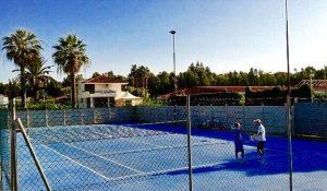 Centro sportivo La Marinella