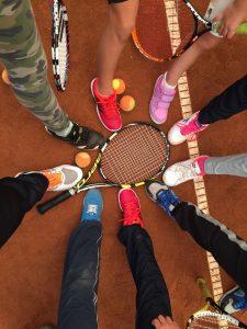 Mini tennis - struttura
