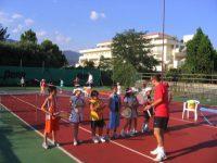 Struttura - Mini tennis