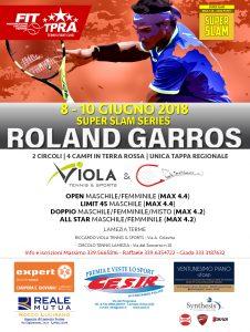 Super Slam Series - Roland Garros