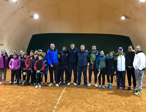 SSD Viola Tennis & Sports – Raduno Tecnico regionale Under 10 e 12 M/F
