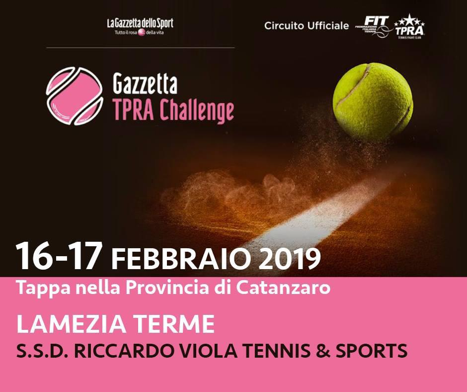 Gazzetta Tpra Challenge