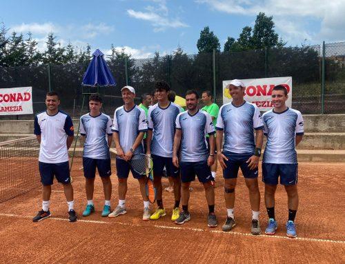 """""""VIOLA TENNIS & SPORTS"""" CONQUISTATA LA FINALE PLAY OFF NEL CAMPIONATO DI SERIE C MASCHILE 2020"""
