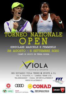 Torneo Nazionale Open 2020