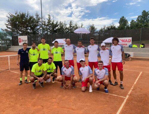 Esordio vincente a Lamezia per la Viola Tennis SSD