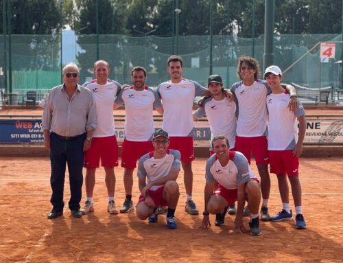 Quarta vittoria consecutiva per la Viola Tennis