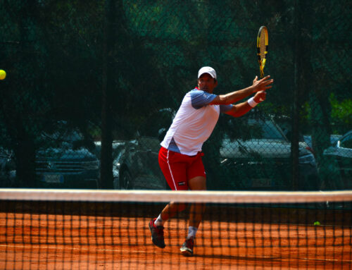 Sarà lo Junior Tennis Perugia l'avversario da battere