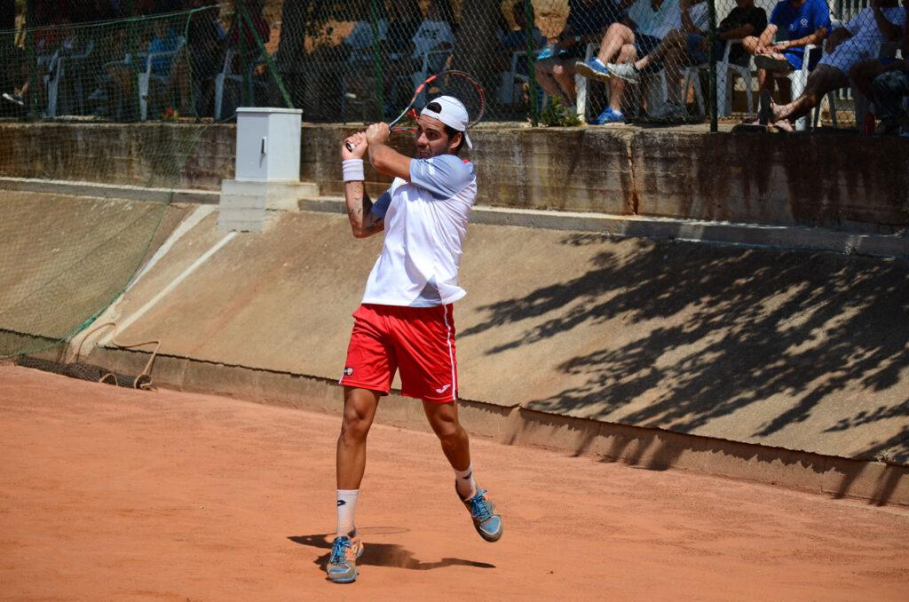 Serie B2 • Viola Tennis vs Junior Tennis Perugia • Play Off • 11 luglio 2021