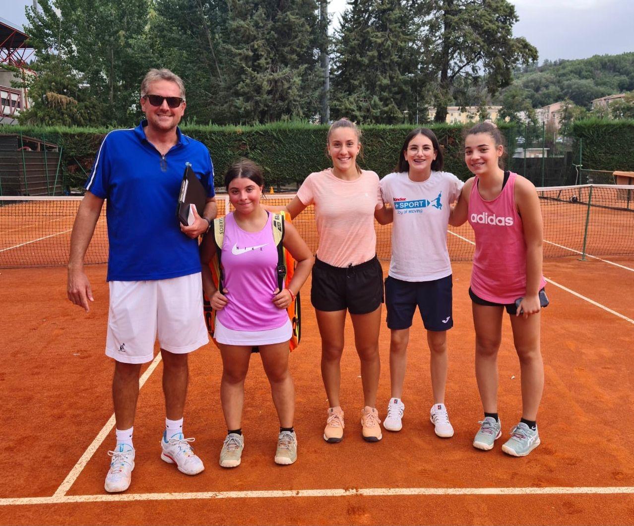 Viola Tennis femminile